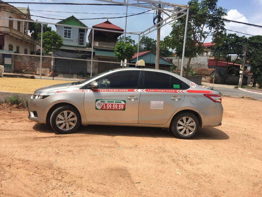 Xe gửi Taxi Thịnh Hưng