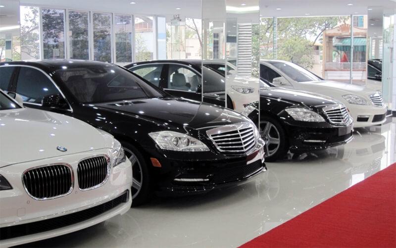 thuế trước bạ ô tô mới