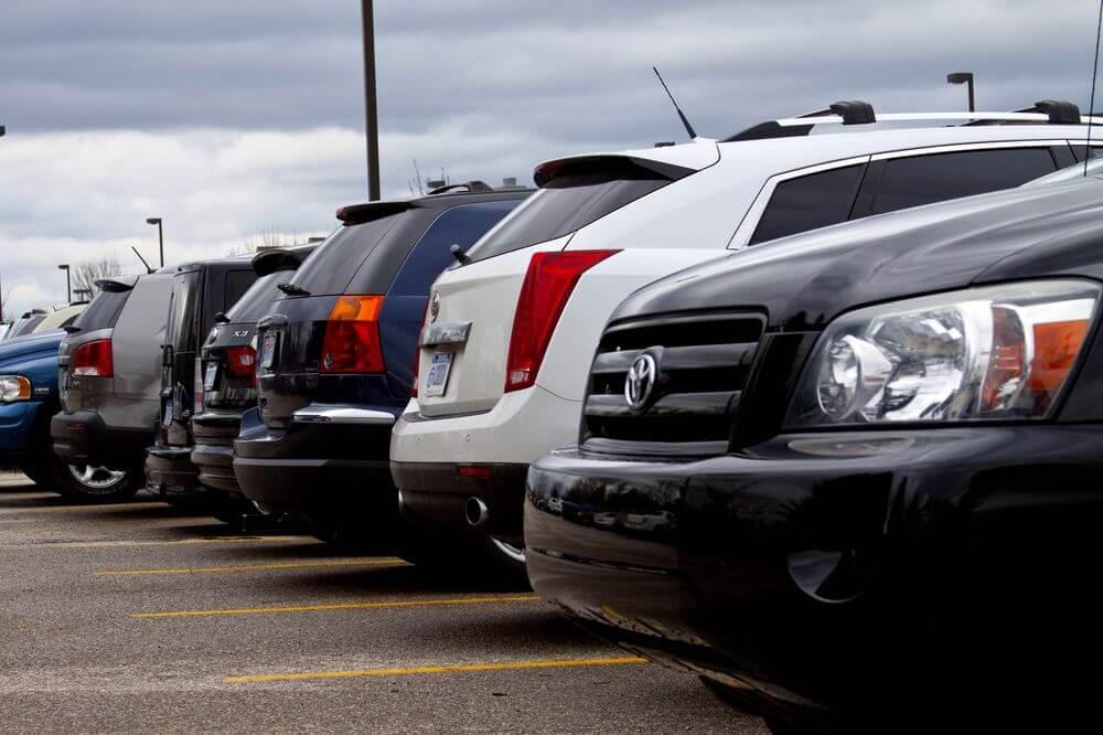 thuế trước bạ ô tô cũ