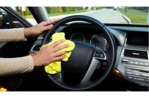 hướng dẫn vệ sinh nội thất ô tô tại nhà