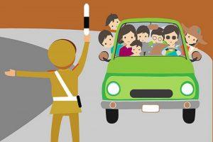 chở quá nặng khiến xe ô tô nhanh hỏng