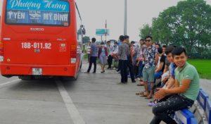xe khách 29 chỗ chở 93 người