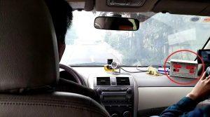 chấm điểm tự động trong sát hạch lái xe