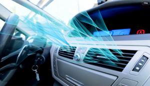 sử dụng điều hòa ô tô tiết kiệm nhiên liệu