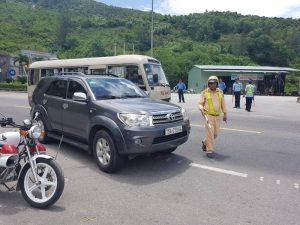 khiếu nại quyết định vi phạm giao thông