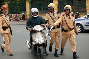 khiếu nại xử phạt vi phạm luật giao thông