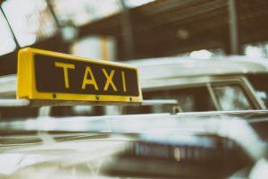 xe taxi phải mở tài khoản điện tử