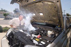 nguyên nhân gây hỏng động cơ ô tô